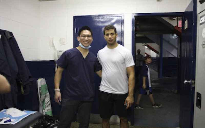 Dr. Chan and the NHL
