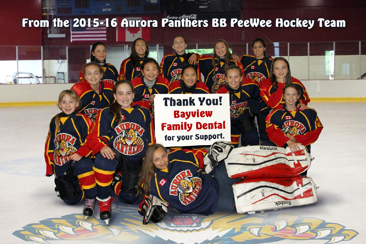 PANTHER THANKS PIC Bayview Family Dental small